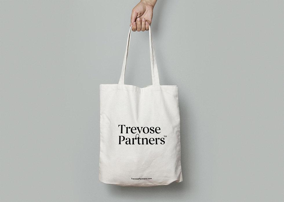 New branded tote bag