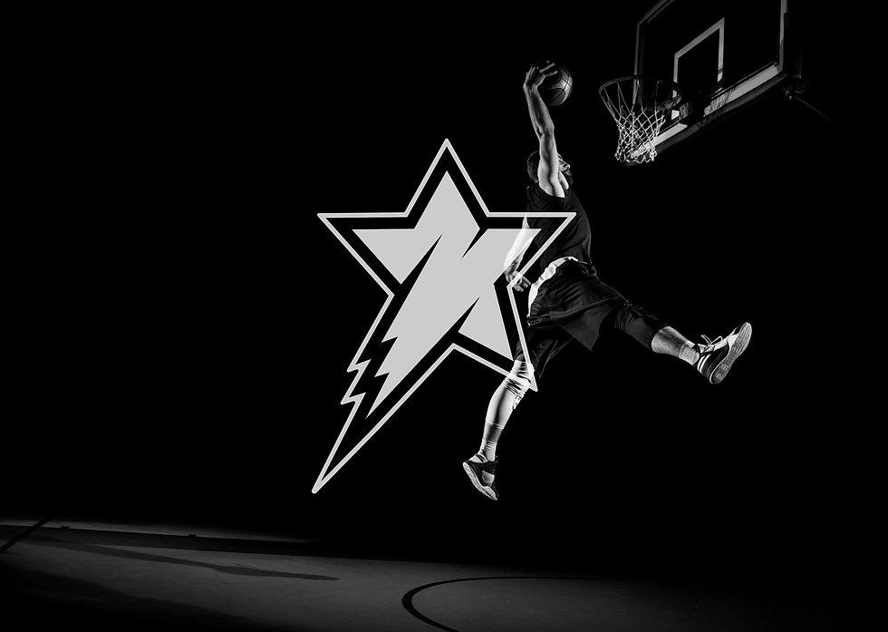 Basketball player and NASSA mark