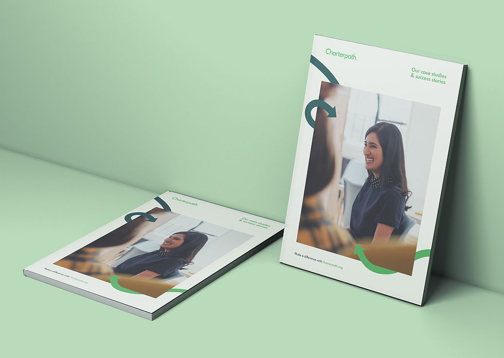 Brochure cover designs