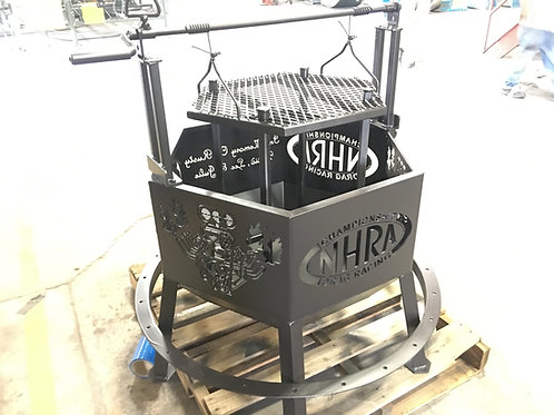 Custom American Fabricated Fire Pits & Cookers