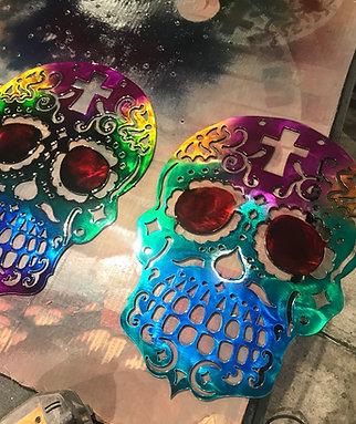 #CustomAF Sugar Skull