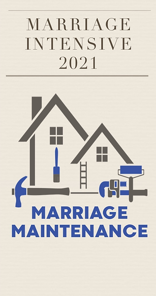 Marriage Counseling Intensive
