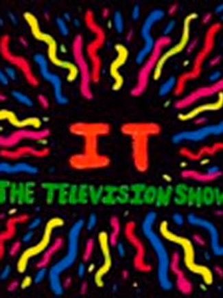 IT THE TELEVISION SHOW DVD