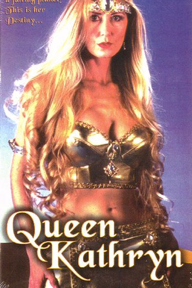 QUEEN KATHRYN CONQUERS THE G-MAN MOVIE DVD