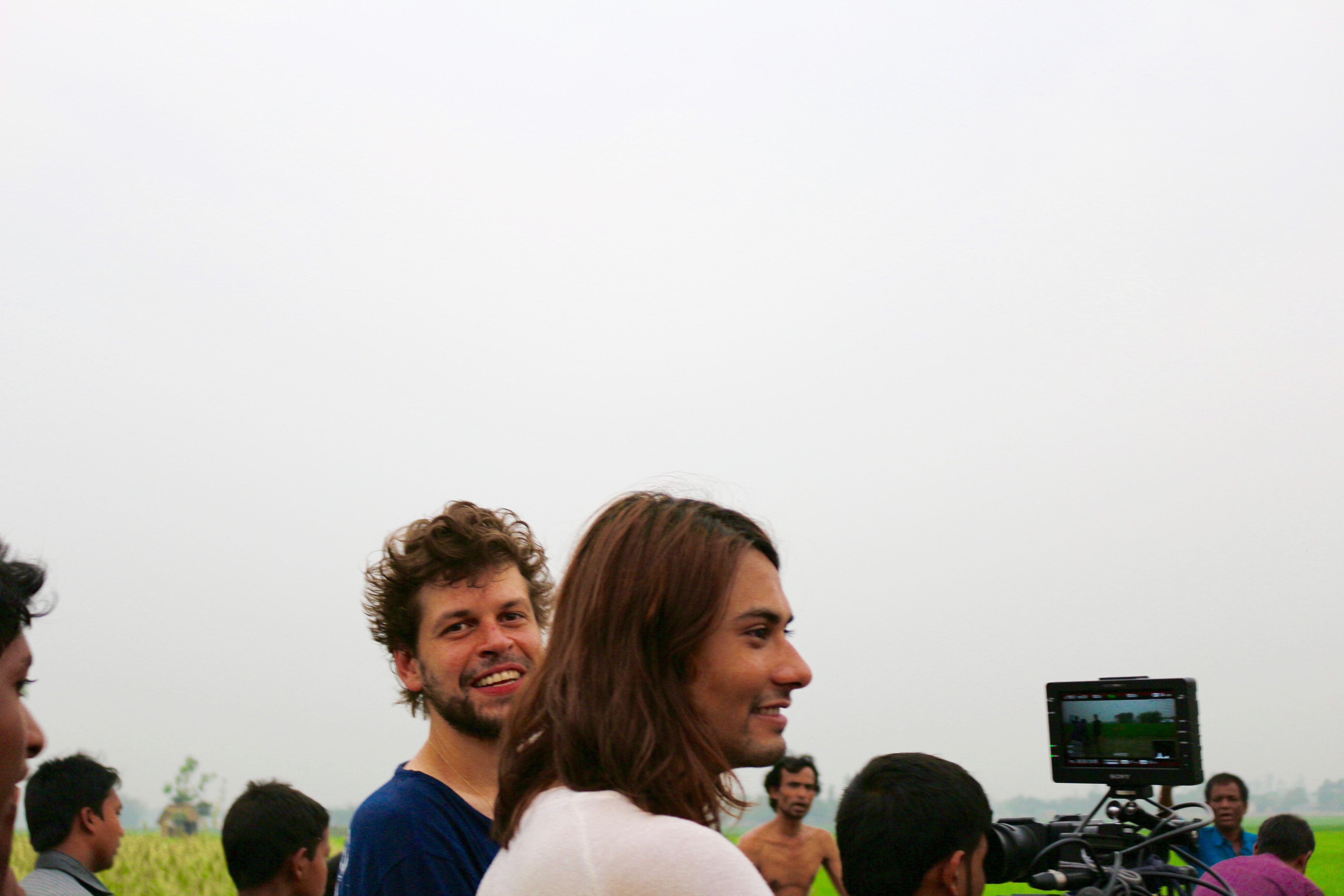 Saud Jubaer & Yann Seweryn