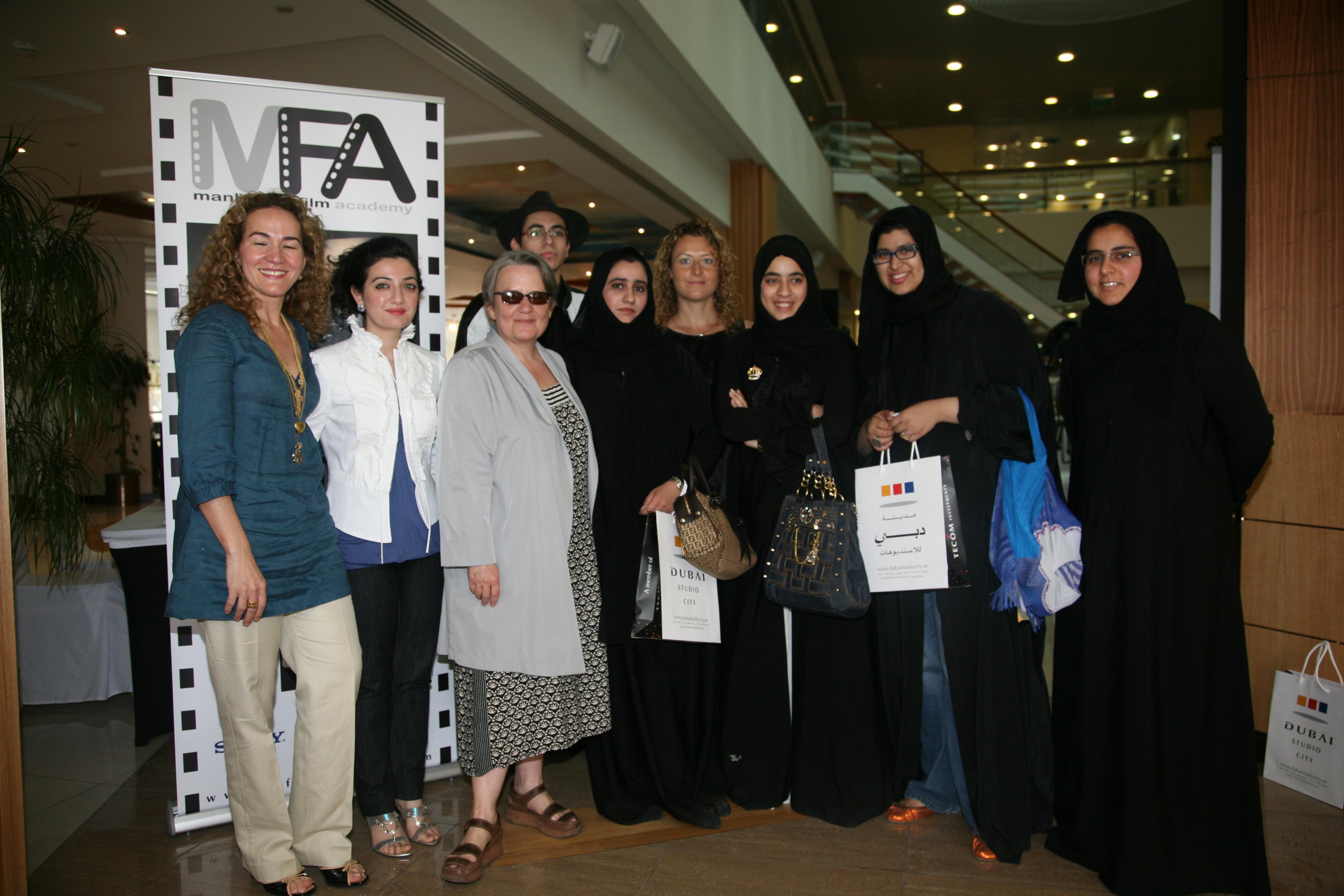 MFA DUBAI Invites Agnieszka Holland