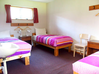 Share room - sleeps 3 or 4