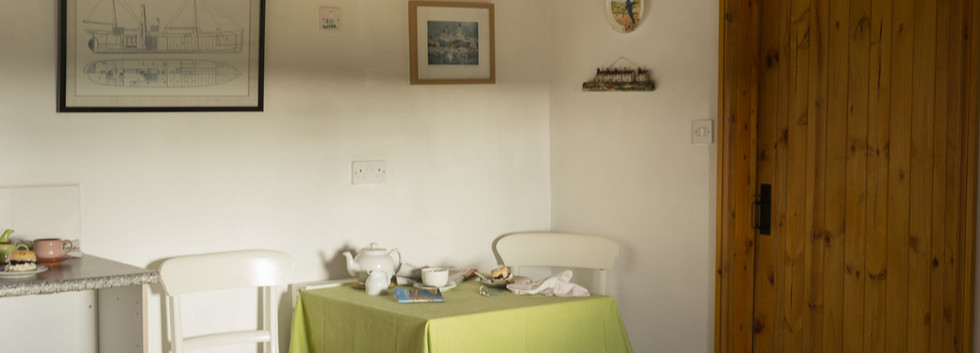 Delfryn Swallows Cottage Dining Area 3.j