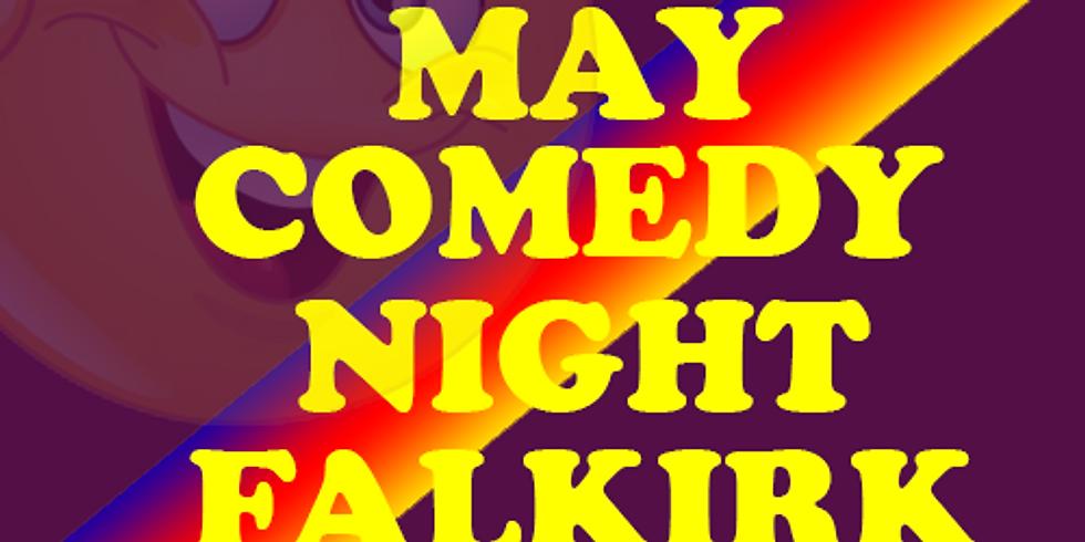 May Comedy Night Falkirk