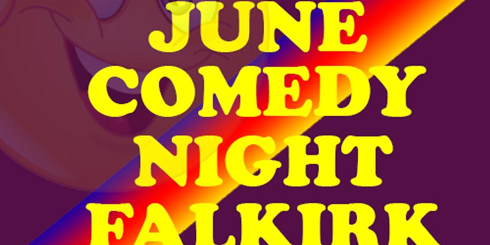June Comedy Night Falkirk