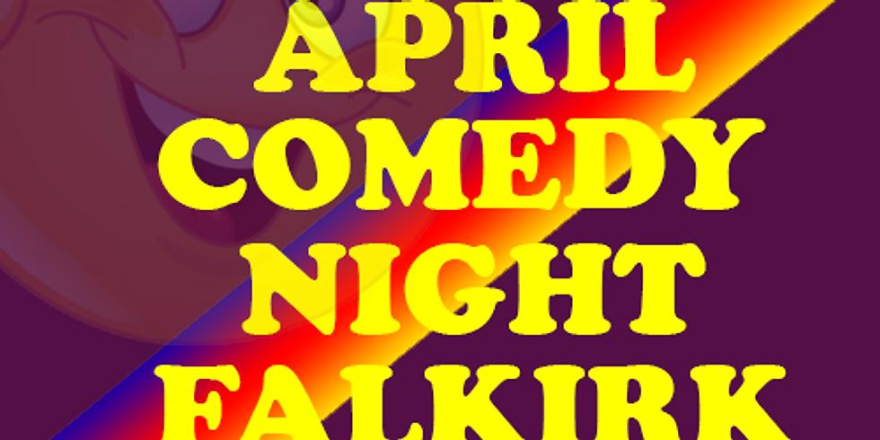 April Comedy Night Falkirk