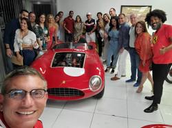 Supercar Rooms Roma Unveiling