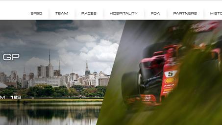 Next Up: Brazilian Grand Prix - November 17