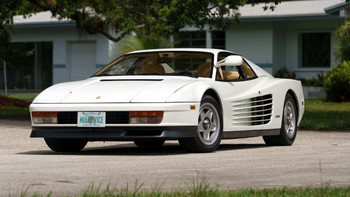 How Much Power Does The 1987 Ferrari Testarossa Still Have?