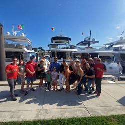 Valentine's Day MarineMax Yacht Show