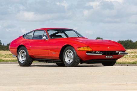 Elton John's 1972 Ferrari Daytona Could Now Be Yours