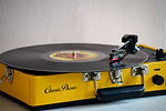 grammofoon platendraaier