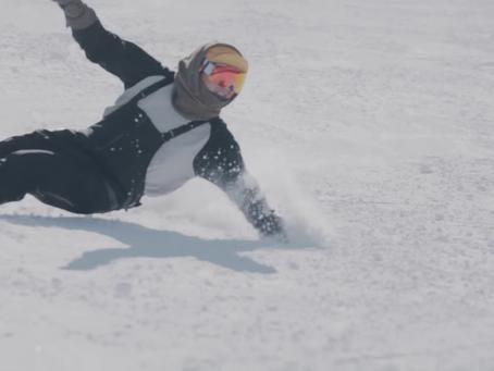 沒雪滑就來做Image Training吧!!