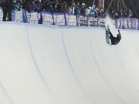 滿分100分只拿10分無所謂,Snowboarder就是要有Style。