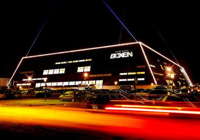 Jyske Bank BOXEN