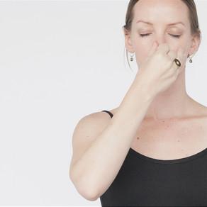 Breath as Medicine: Nadi Shodhana