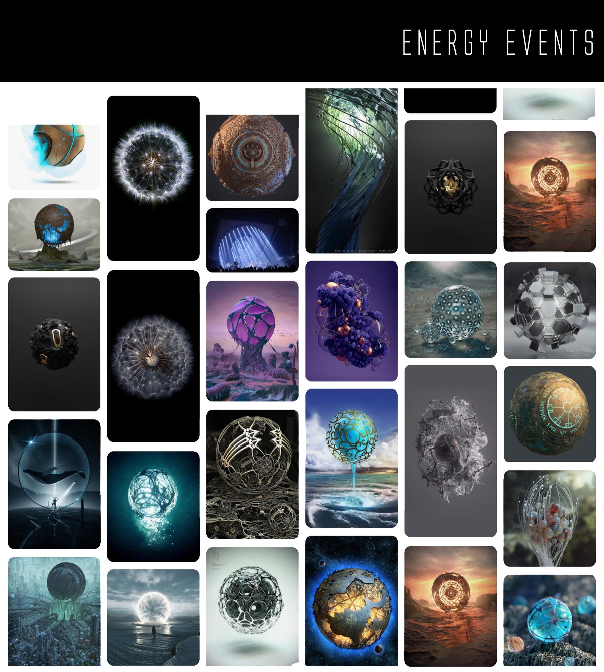energy events