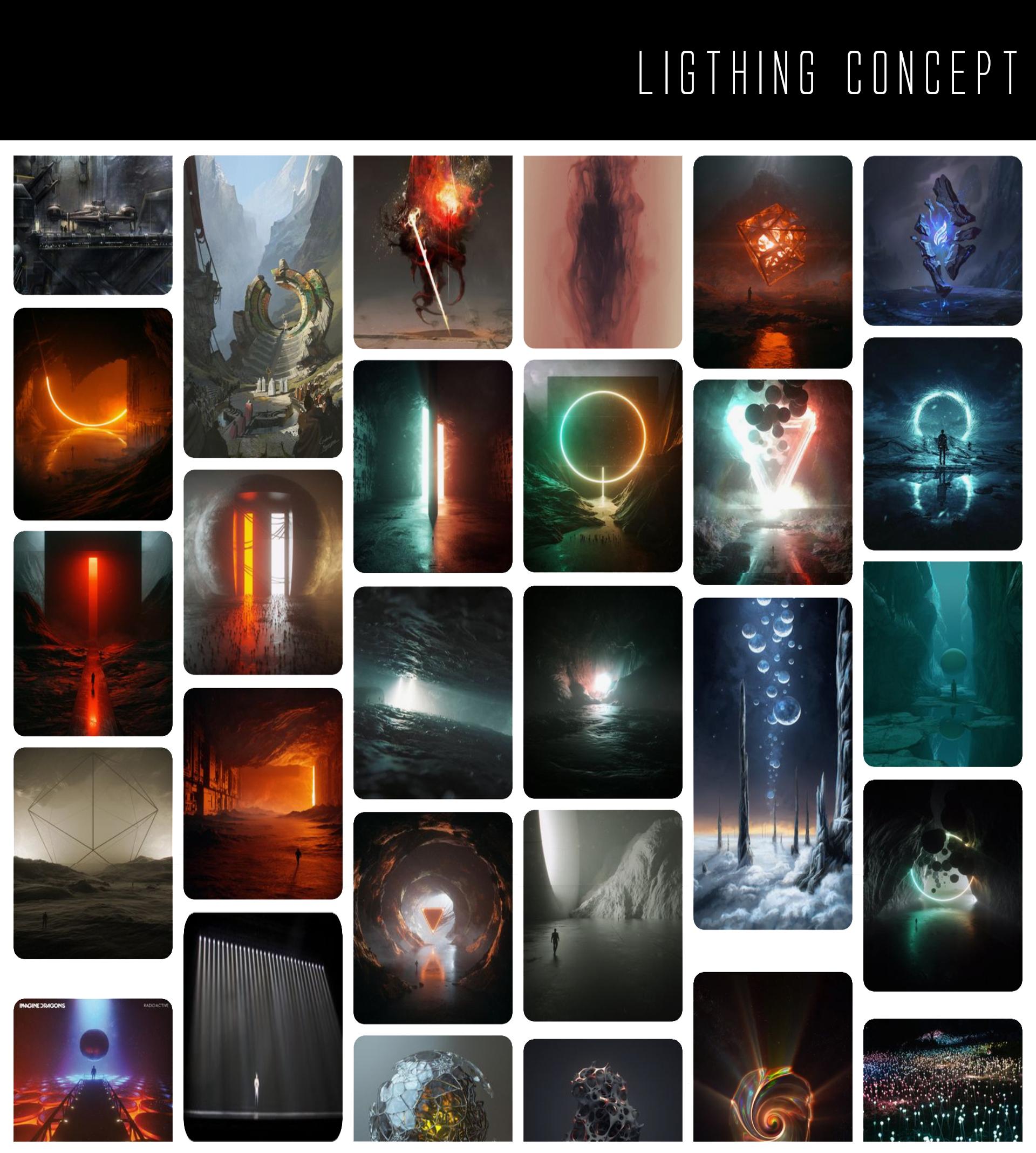 light concept