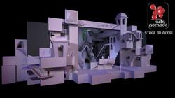 FDD 2014 - main stage 3d model