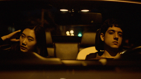 Inder Driving Her