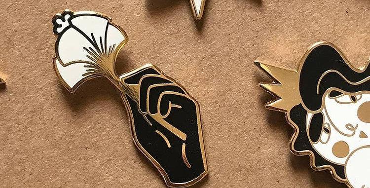 Mini Pin Set (Pack of 3)