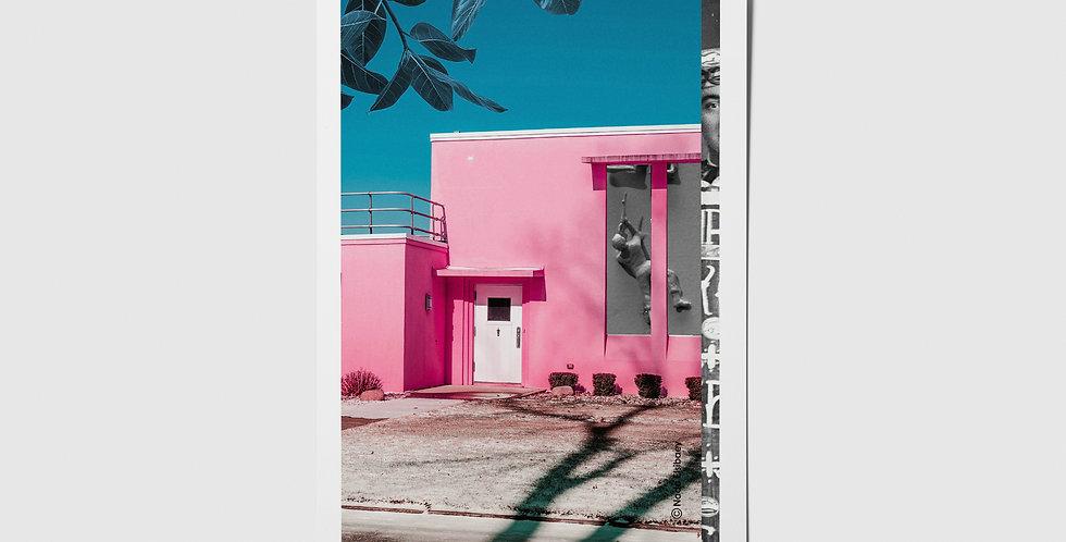 Windows of of oddities 01 Postcard