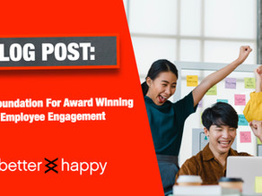 The Foundation of Employee Engagement