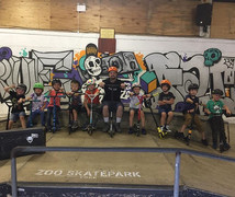 Our summer scooter school have been a hu