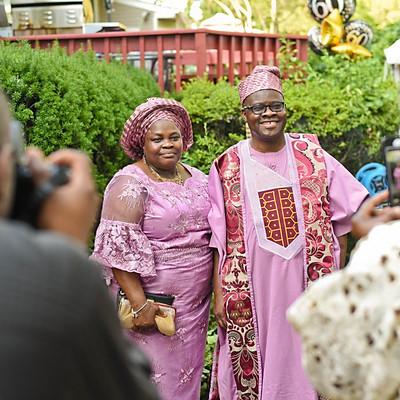 Dr.Samson Olojede 60th bithday celebrati