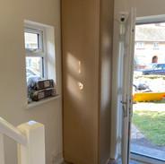 Hallway cupboard