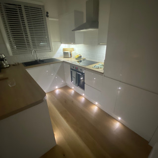 Kitchen fit