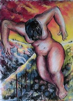001 Josephine Allen Ecce Femme Burnt Pas