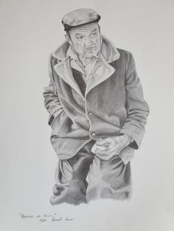 Portrait of Dick 1983