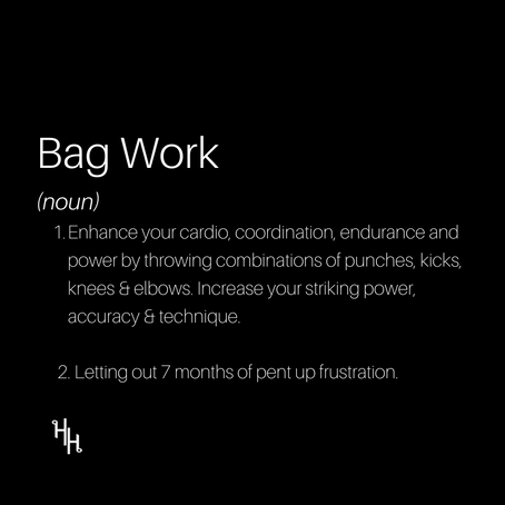 What is Bag Work?