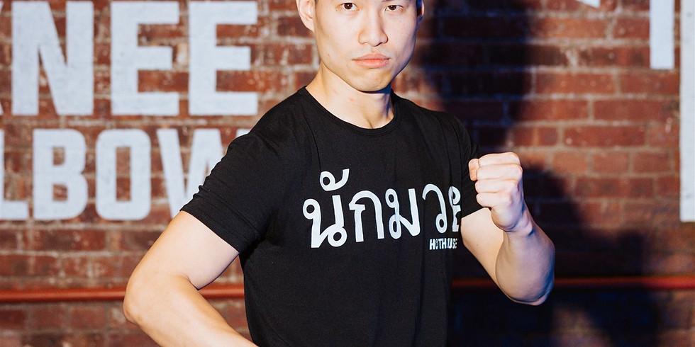 Kickboxing & HIIT with Tobias (9/12)