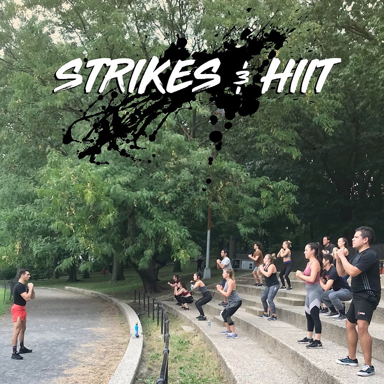 Strikes & HIIT 11/8