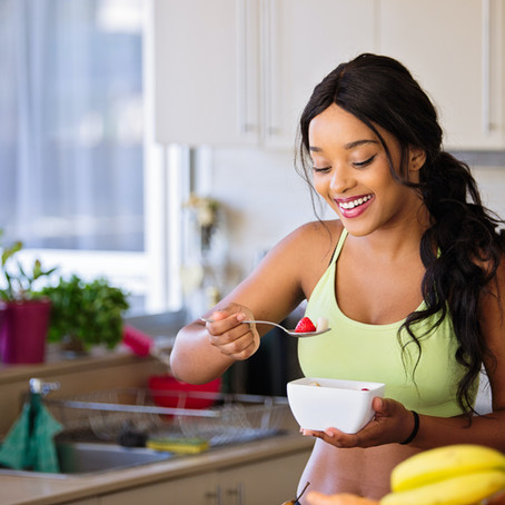 FOOD AS FUEL: WHAT TO EAT BEFORE EXERCISING