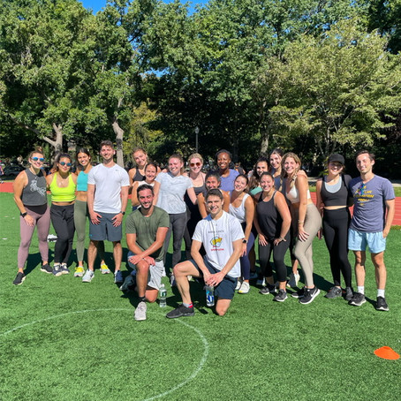 Kickboxing for a Cause: Hit the Books NYC