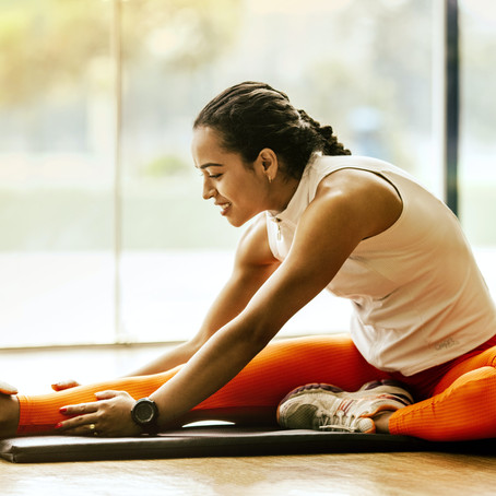 The Benefits of Exercise While Working From Home