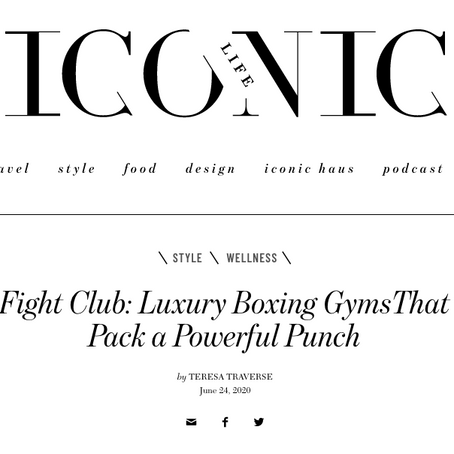 Fight Club: Luxury Boxing Gyms That Pack a Powerful Punch
