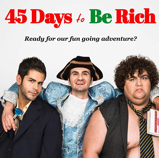 45 Days to be Rich