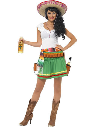 Tequila Shooter Girl Costume AFD29132