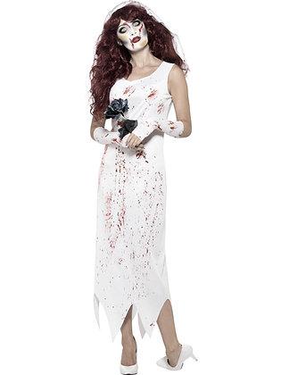Zombie Bride Costume AFD45522
