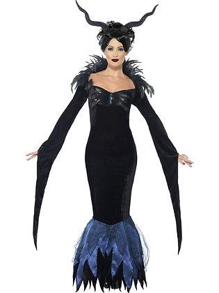 Lady Raven Costume AFD43724