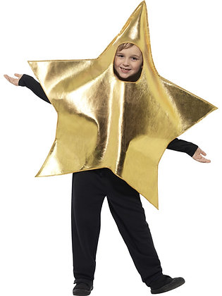 Gold Star Costume AFD45484